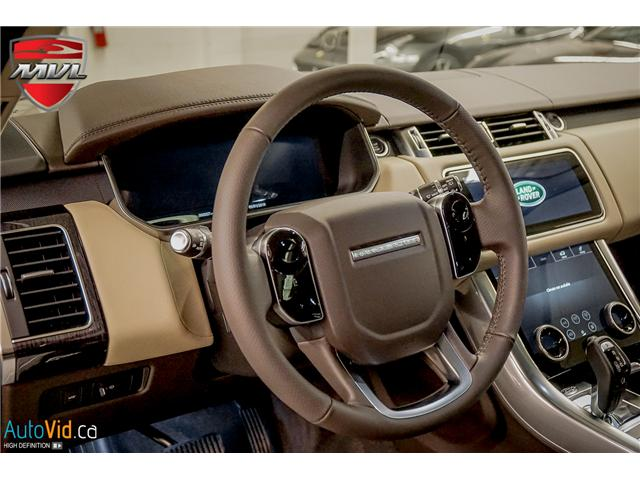 2019 Land Rover Range Rover Sport HSE (Stk: ) in Oakville - Image 25 of 41