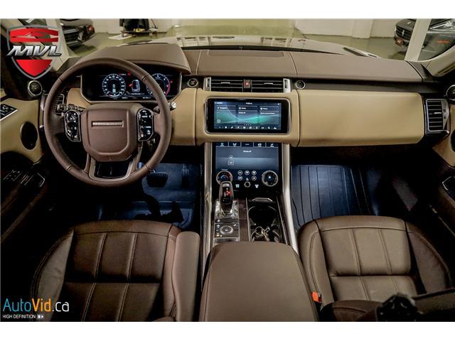 2019 Land Rover Range Rover Sport HSE (Stk: ) in Oakville - Image 27 of 41