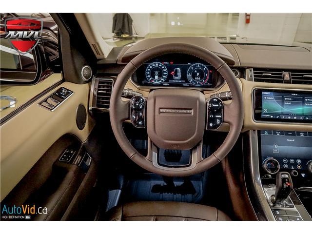 2019 Land Rover Range Rover Sport HSE (Stk: ) in Oakville - Image 28 of 41