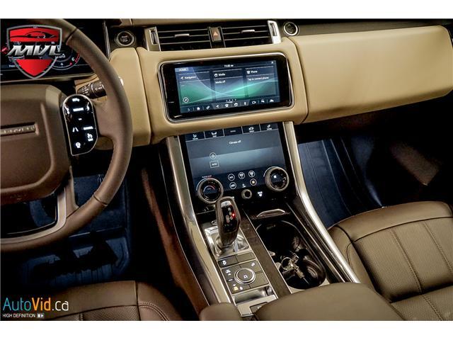 2019 Land Rover Range Rover Sport HSE (Stk: ) in Oakville - Image 29 of 41