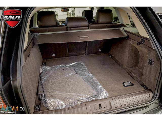 2019 Land Rover Range Rover Sport HSE (Stk: ) in Oakville - Image 32 of 41