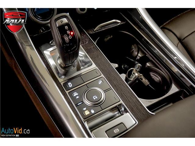 2019 Land Rover Range Rover Sport HSE (Stk: ) in Oakville - Image 35 of 41
