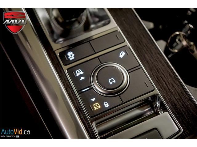2019 Land Rover Range Rover Sport HSE (Stk: ) in Oakville - Image 36 of 41