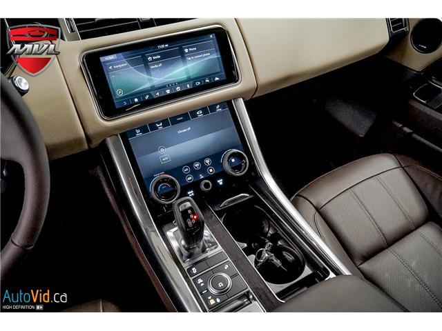 2019 Land Rover Range Rover Sport HSE (Stk: ) in Oakville - Image 40 of 41