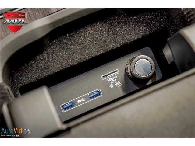 2019 Land Rover Range Rover Sport HSE (Stk: ) in Oakville - Image 41 of 41