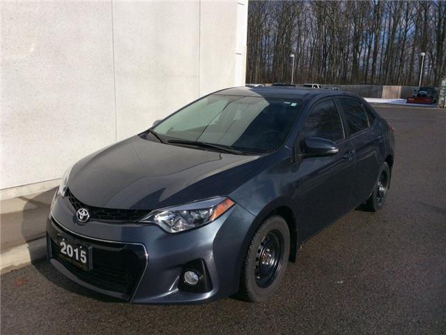 2015 Toyota Corolla S (Stk: RAV6208A) in Welland - Image 1 of 21