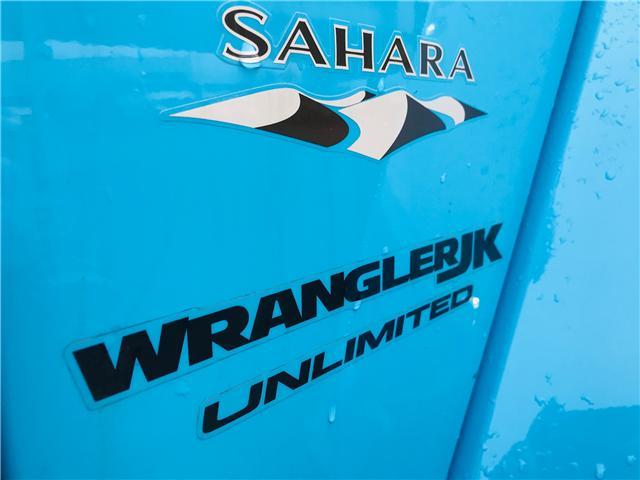 2018 Jeep Wrangler JK Unlimited Sahara (Stk: EE899020) in Surrey - Image 11 of 26