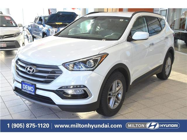 2018 Hyundai Santa Fe Sport 2.4 Base (Stk: 514585) in Milton - Image 1 of 32