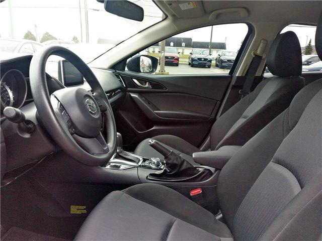 2016 Mazda Mazda3 GX (Stk: I7366A) in Peterborough - Image 7 of 22