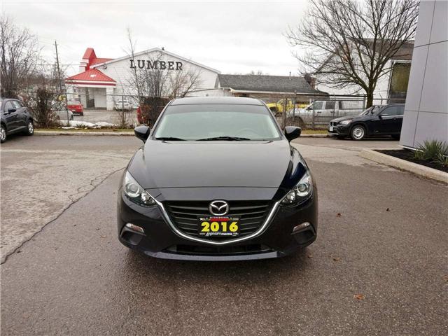 2016 Mazda Mazda3 GX (Stk: I7366A) in Peterborough - Image 2 of 22