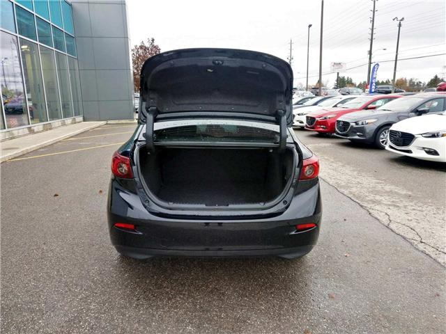 2016 Mazda Mazda3 GX (Stk: I7366A) in Peterborough - Image 20 of 22