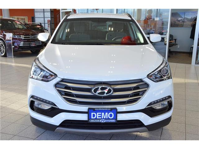 2018 Hyundai Santa Fe Sport 2.4 Base (Stk: 520352) in Milton - Image 2 of 35