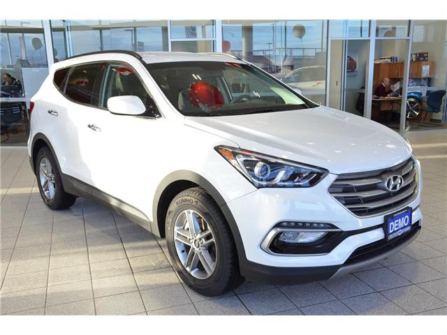 2018 Hyundai Santa Fe Sport 2.4 Base (Stk: 520352) in Milton - Image 3 of 35