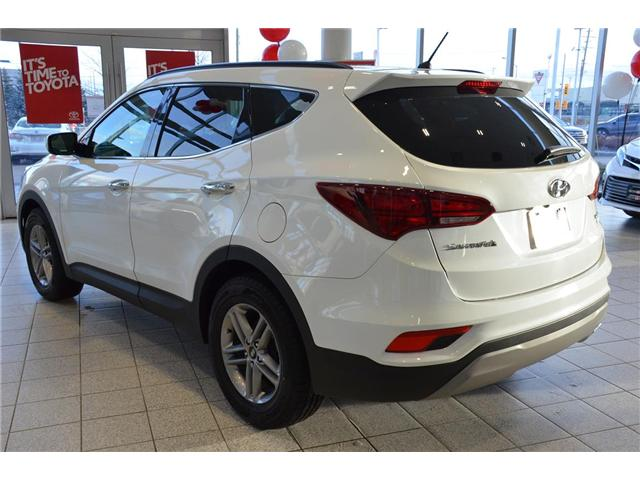 2018 Hyundai Santa Fe Sport 2.4 Base (Stk: 520352) in Milton - Image 31 of 35
