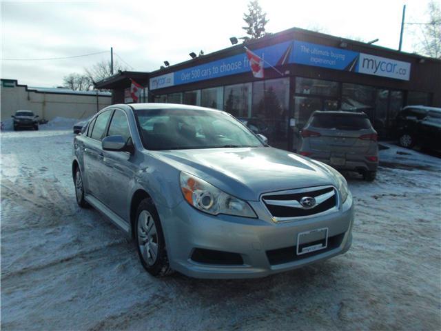 2012 Subaru Legacy 2.5i (Stk: 182036) in North Bay - Image 2 of 12
