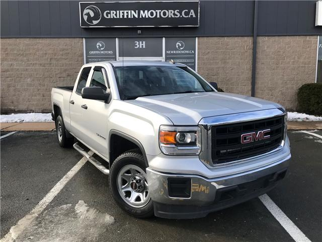 2014 GMC Sierra 1500 SLE (Stk: 1107) in Halifax - Image 1 of 17