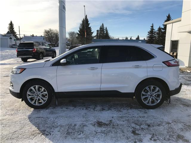 2019 Ford Edge Titanium (Stk: 9117) in Wilkie - Image 14 of 23