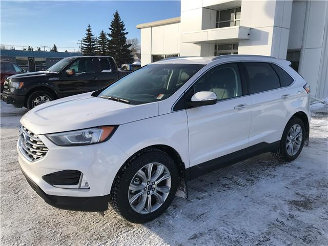 2019 Ford Edge Titanium (Stk: 9117) in Wilkie - Image 4 of 23