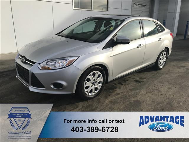 2014 Ford Focus SE (Stk: J-1328BB) in Calgary - Image 1 of 17