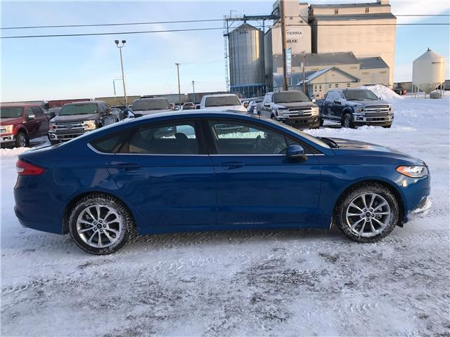 2017 Ford Fusion SE (Stk: 8U066) in Wilkie - Image 13 of 22