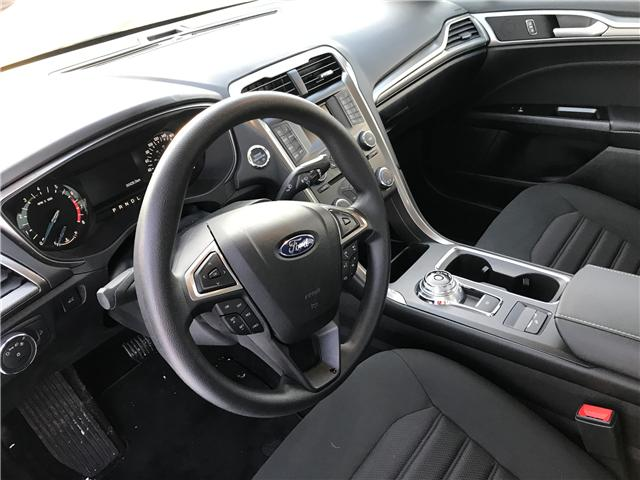2017 Ford Fusion SE (Stk: 8U066) in Wilkie - Image 5 of 22