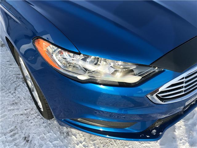 2017 Ford Fusion SE (Stk: 8U066) in Wilkie - Image 21 of 22
