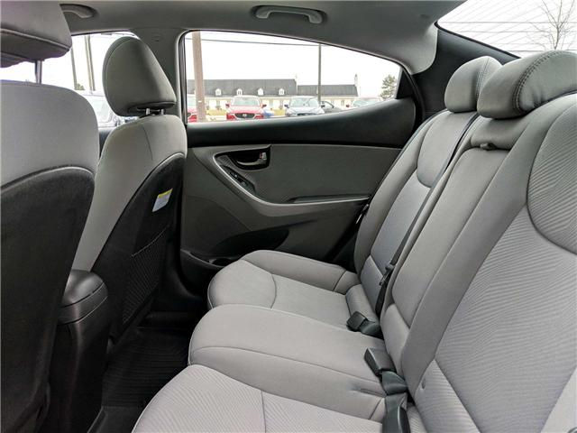 2013 Hyundai Elantra GLS (Stk: I7238A) in Peterborough - Image 16 of 23
