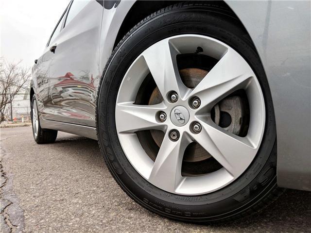 2013 Hyundai Elantra GLS (Stk: I7238A) in Peterborough - Image 22 of 23