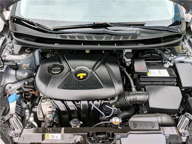 2013 Hyundai Elantra GLS (Stk: I7238A) in Peterborough - Image 21 of 23