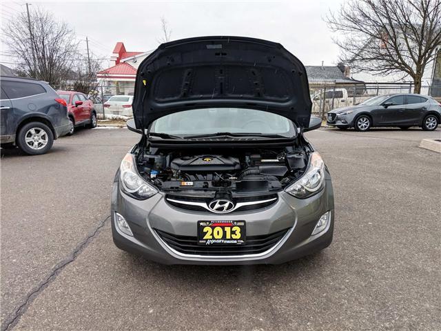 2013 Hyundai Elantra GLS (Stk: I7238A) in Peterborough - Image 20 of 23