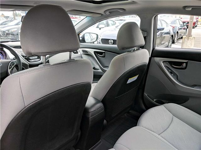 2013 Hyundai Elantra GLS (Stk: I7238A) in Peterborough - Image 15 of 23