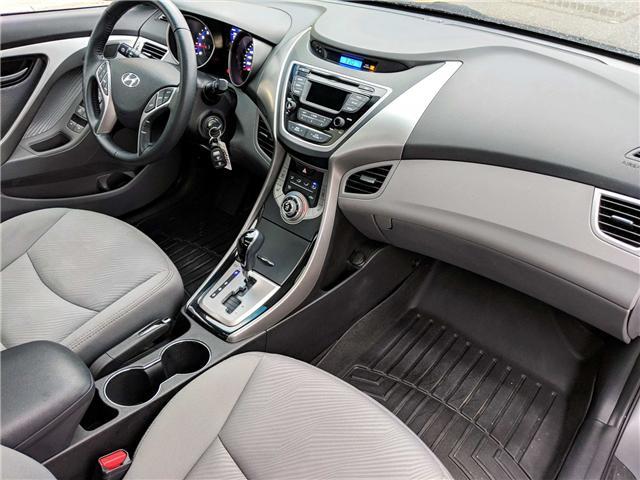 2013 Hyundai Elantra GLS (Stk: I7238A) in Peterborough - Image 10 of 23