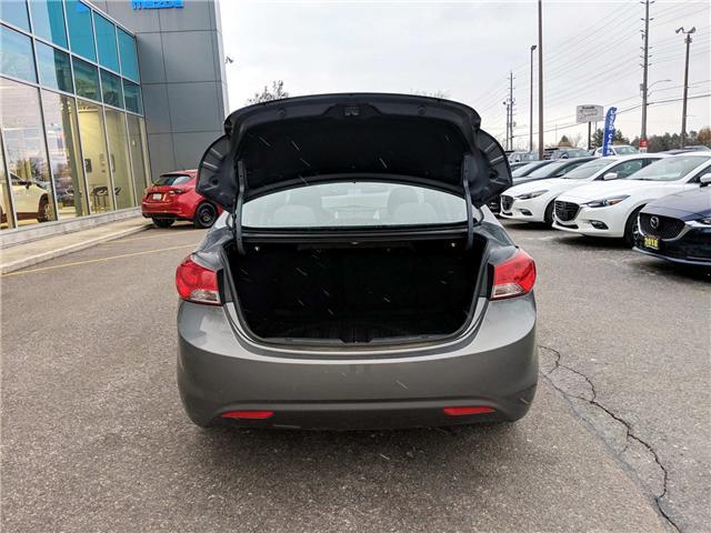 2013 Hyundai Elantra GLS (Stk: I7238A) in Peterborough - Image 18 of 23