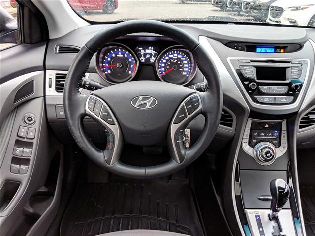 2013 Hyundai Elantra GLS (Stk: I7238A) in Peterborough - Image 8 of 23