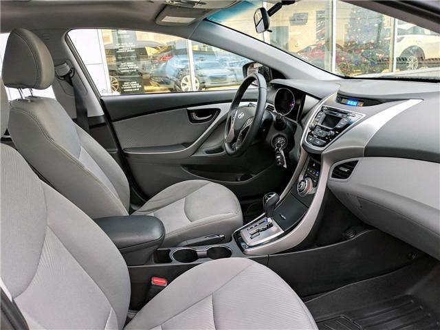 2013 Hyundai Elantra GLS (Stk: I7238A) in Peterborough - Image 11 of 23
