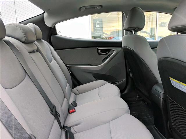 2013 Hyundai Elantra GLS (Stk: I7238A) in Peterborough - Image 12 of 23