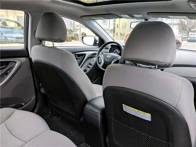2013 Hyundai Elantra GLS (Stk: I7238A) in Peterborough - Image 13 of 23