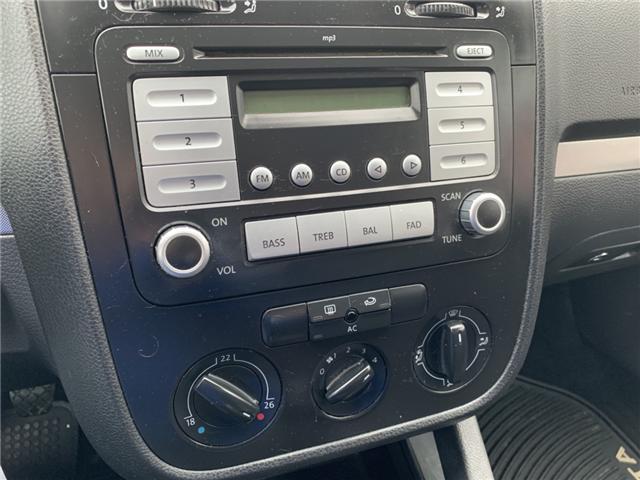 2009 Volkswagen Jetta 2.5L Trendline (Stk: 9M250806R) in Sarnia - Image 10 of 12