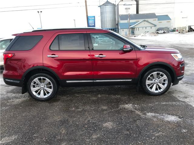 2019 Ford Explorer Limited (Stk: 9112) in Wilkie - Image 4 of 23