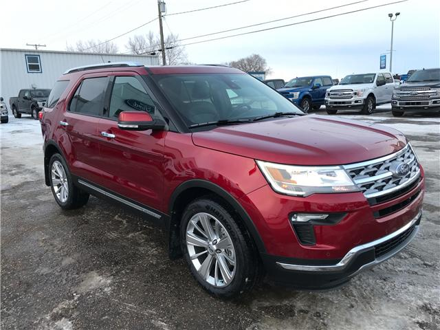 2019 Ford Explorer Limited (Stk: 9112) in Wilkie - Image 1 of 23