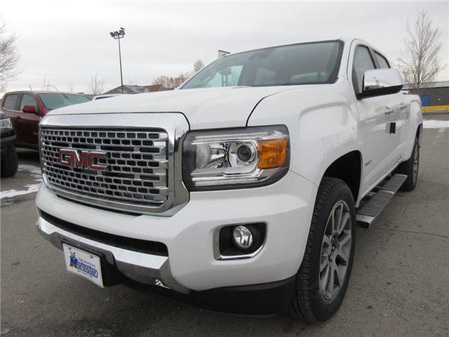 2019 GMC Canyon Denali (Stk: T287800) in Cranbrook - Image 1 of 19