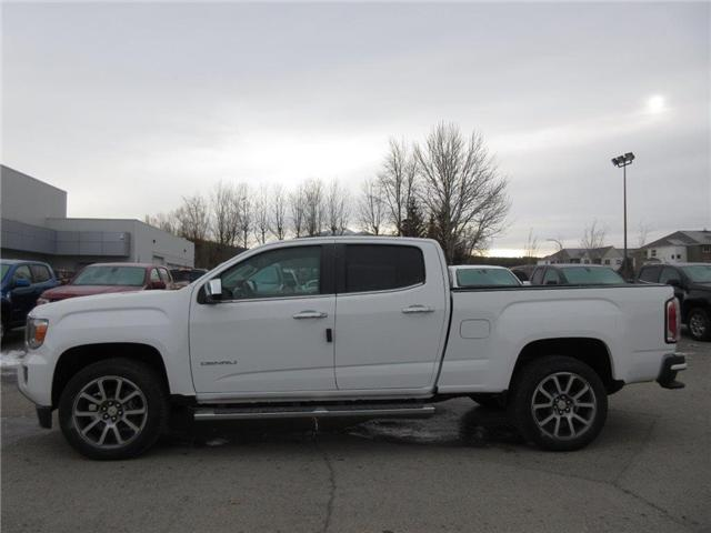 2019 GMC Canyon Denali (Stk: T287800) in Cranbrook - Image 2 of 19