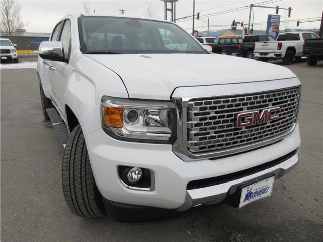 2019 GMC Canyon Denali (Stk: T287800) in Cranbrook - Image 8 of 19