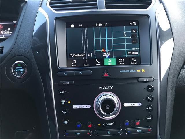 2019 Ford Explorer Limited (Stk: 9112) in Wilkie - Image 10 of 23
