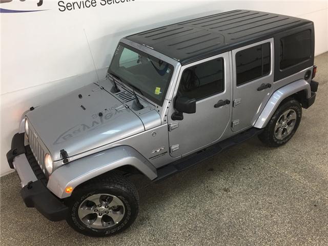 2018 Jeep Wrangler JK Unlimited Sahara (Stk: 34253W) in Belleville - Image 2 of 26