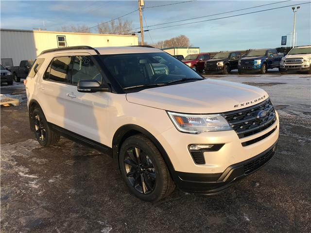 2019 Ford Explorer Sport (Stk: 9113) in Wilkie - Image 1 of 23