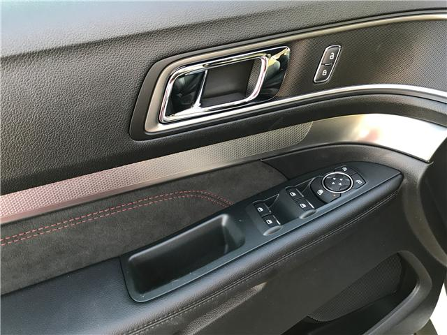 2019 Ford Explorer Sport (Stk: 9113) in Wilkie - Image 11 of 23