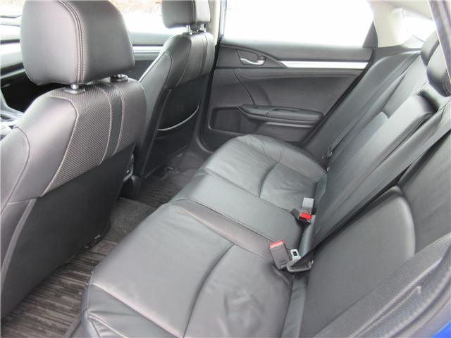 2017 Honda Civic Touring (Stk: SS3319) in Ottawa - Image 10 of 10
