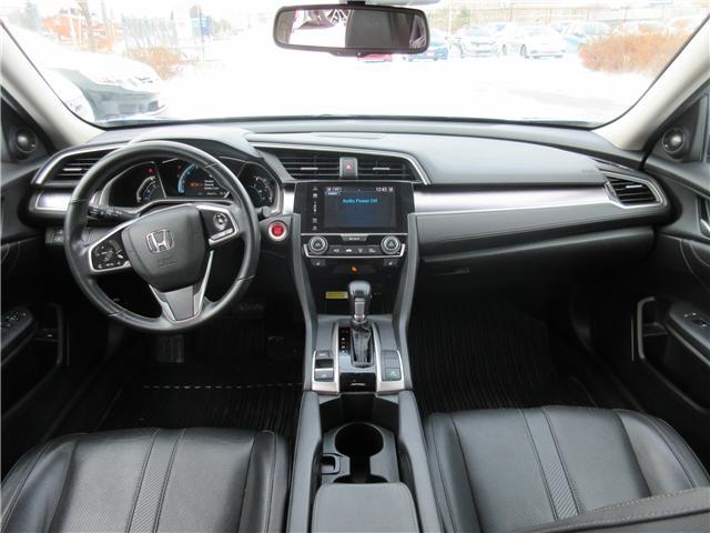 2017 Honda Civic Touring (Stk: SS3319) in Ottawa - Image 8 of 10