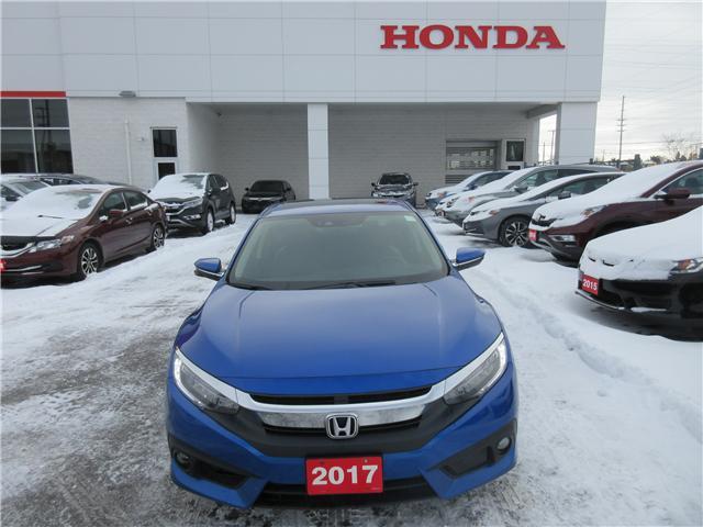 2017 Honda Civic Touring (Stk: SS3319) in Ottawa - Image 2 of 10
